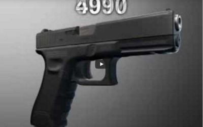 GLOCK pistols earned recognition