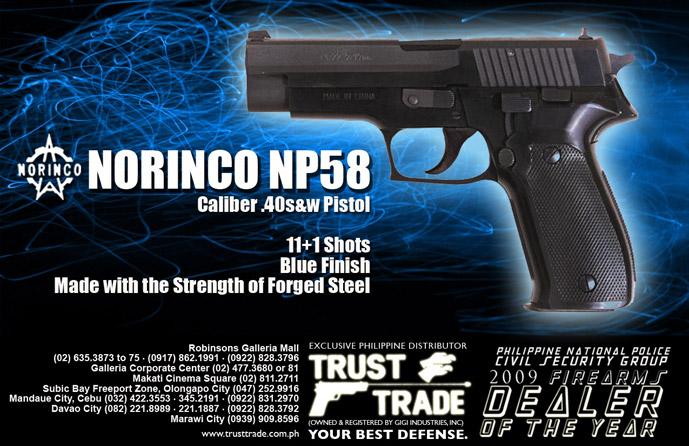 Norinco NP58