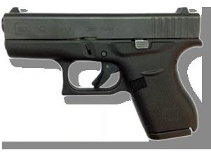 Glock 42  380 Auto - Trust Trade