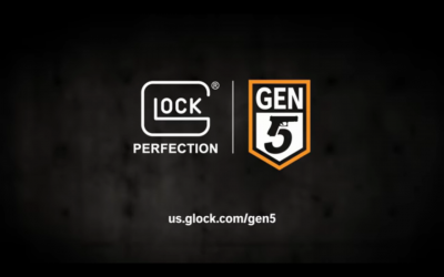 Glock GEN5 : We've raised the bar. Again.