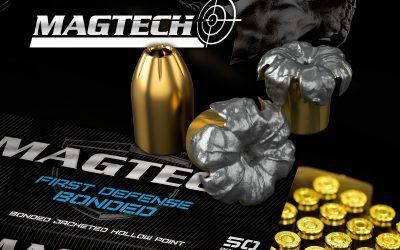 Magtech Bonded Ammunition