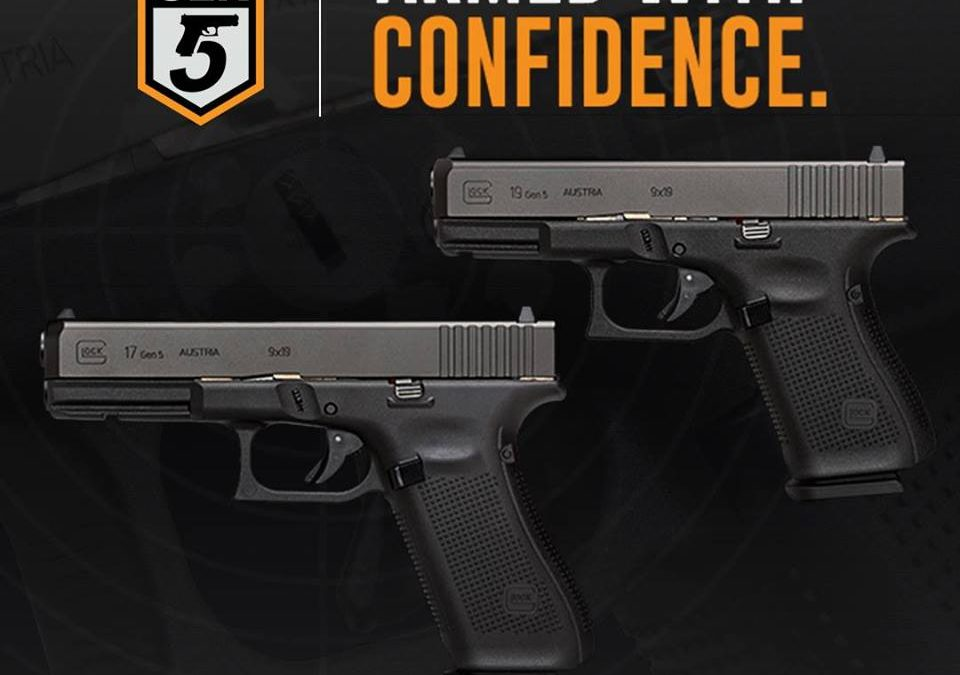 Glock Gen 5 Available Now - Trust Trade