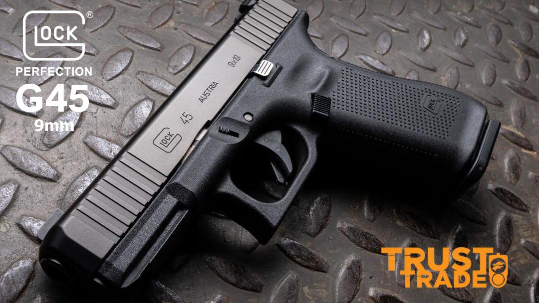 Glock 45 - Black Crossover - Trust Trade